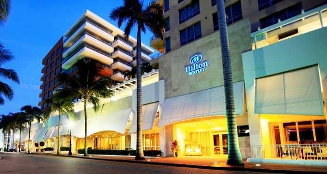 Hotels In Miami Beach Hilton Bentley Miami South Beach