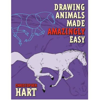 Shows how to draw animals easily, by simplifying animal anatomy so artists can get the poses they really want. This book offers step-by-step instructions on such subjects as dogs, cats, horses, lions, tigers, elephants, monkeys, bears, birds, pigs, giraffes, and kangaroos.