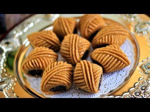 696 Makrout مقروط المقلة يذوب في الفم أسرار نجاح المقروط مقروض طري و مرمل Youtube Party Desserts Cake Recipes Food