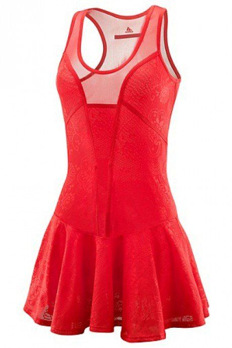Tennis Performance Dress From Adidas By Stella Mccartney 120 Tennis Dress Fitness Fashion Outfits Tennis Dress Fashion