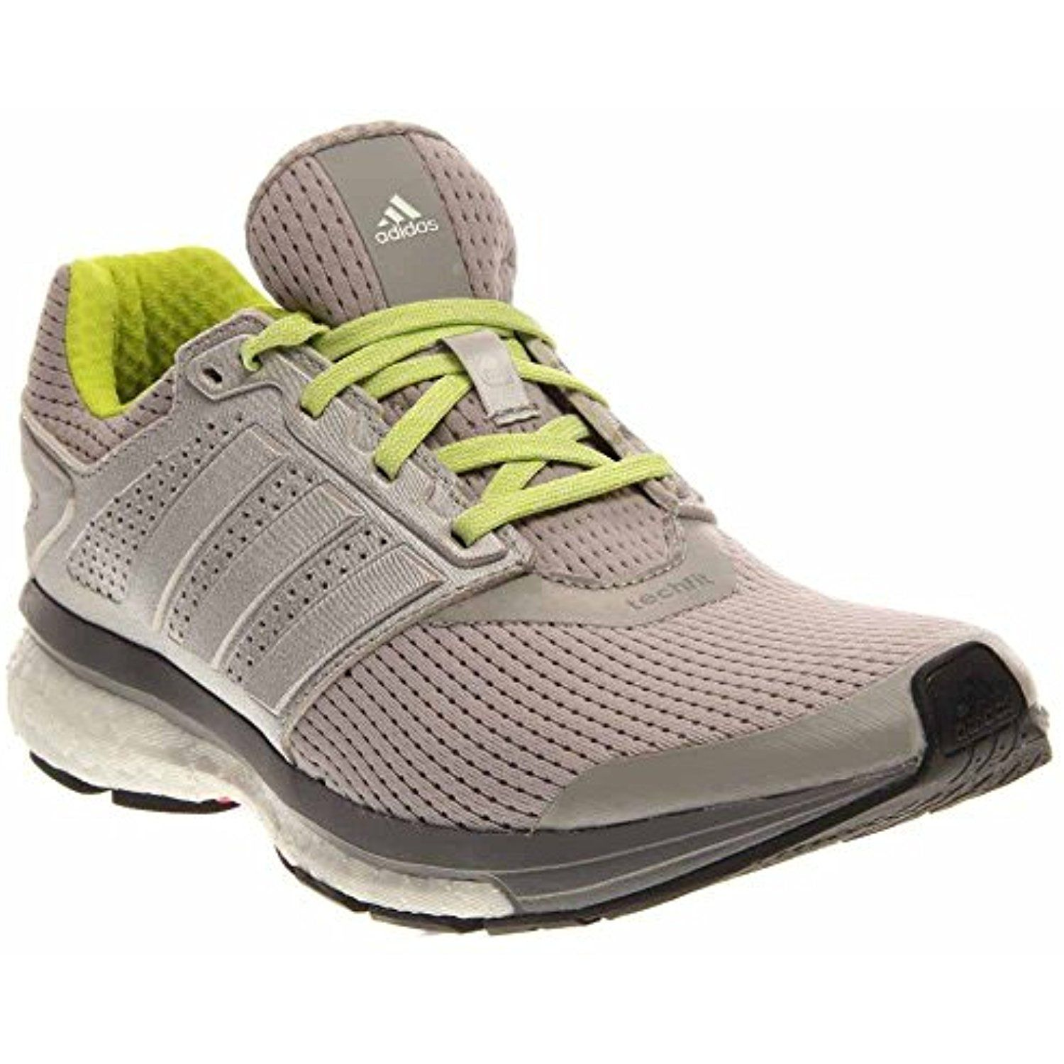 3b838cfc83b7e adidas Supernova Glide 7 Boost  This men s neutral runner comes loaded with  boost cushioning that keeps every step fully charged. A premium-fit mesh  upper ...