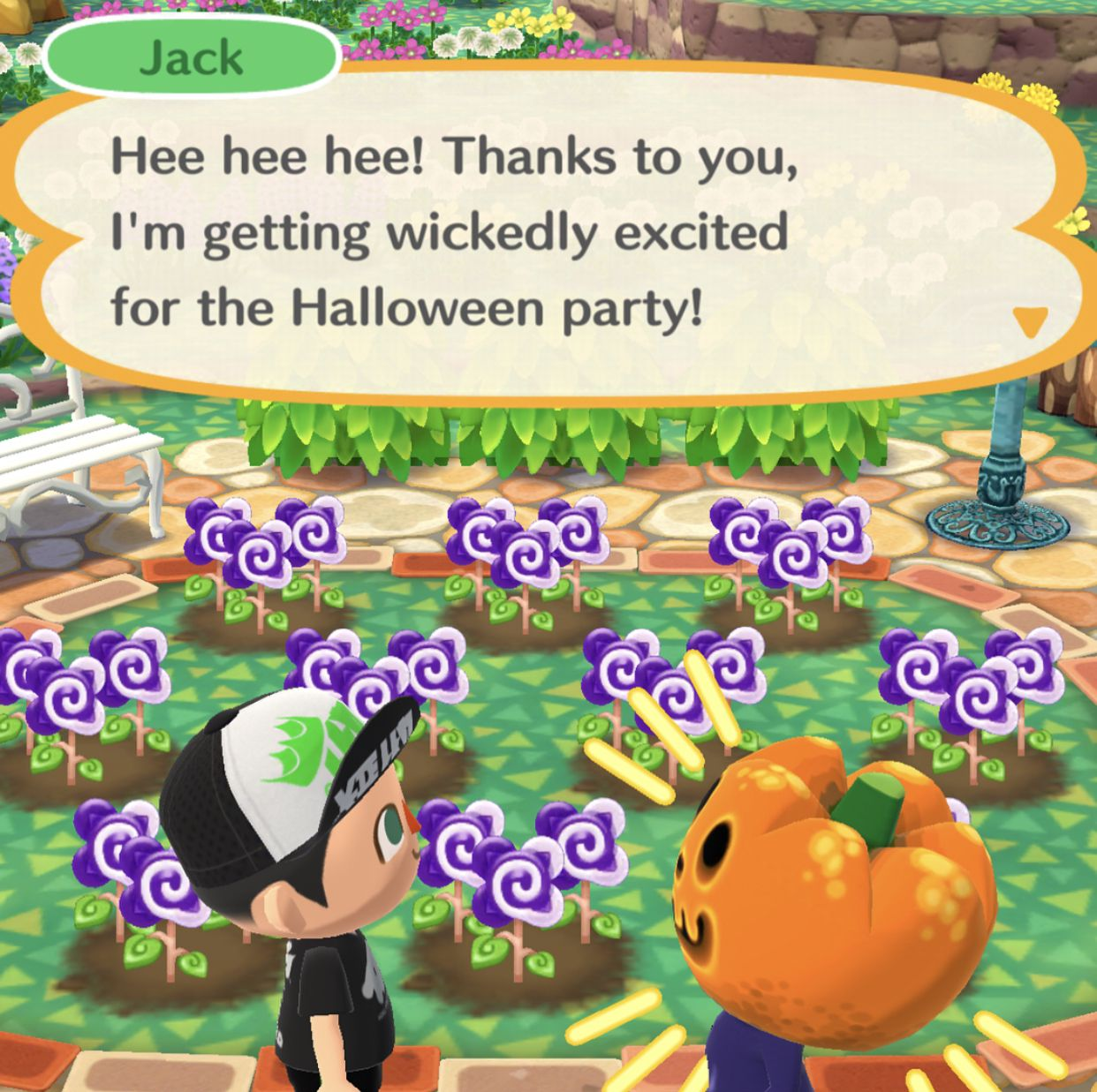 Part Two Of Jack S Halloween Hunt Now Live In Animal Crossing