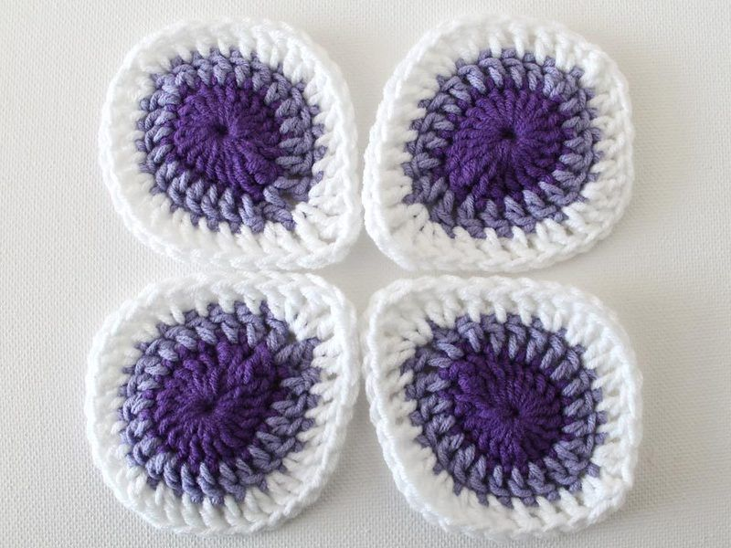 Butterfly Peacock Mandala · How To Make A Crochet · Yarncraft on ...