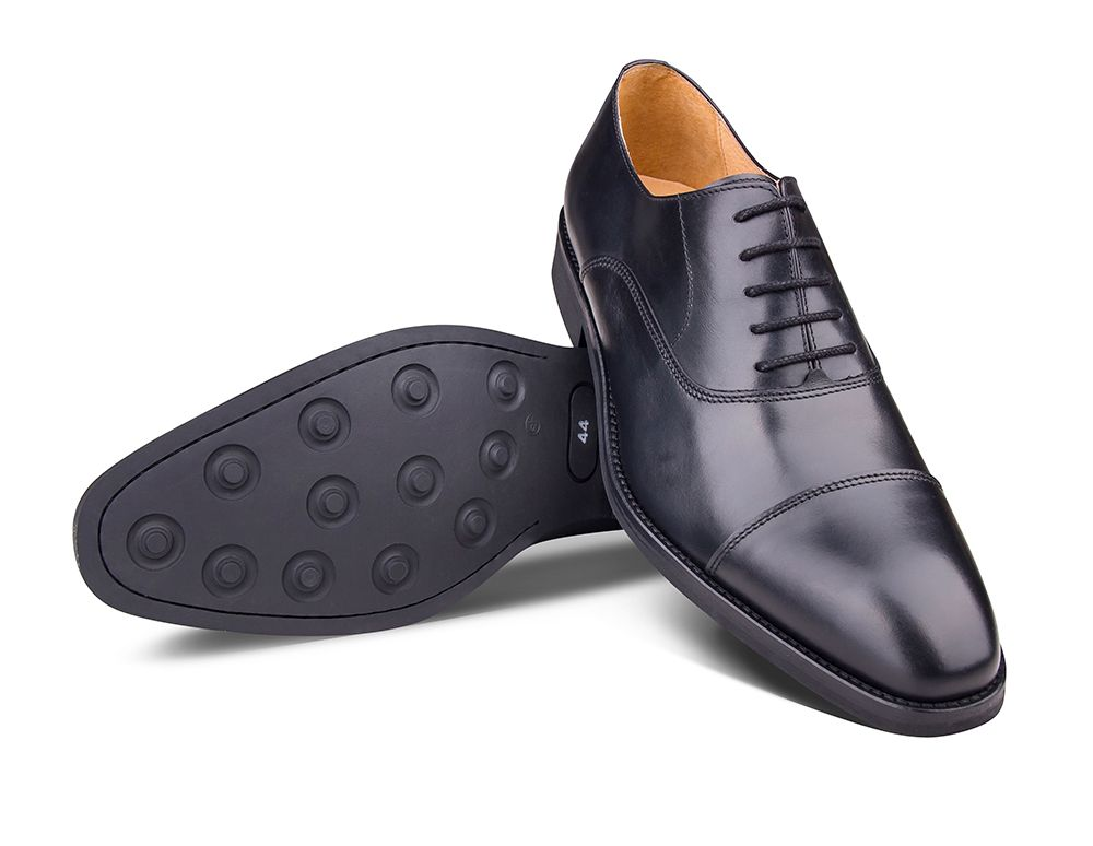 Lord Oxford Czarne 1 Dress Shoes Men Oxford Oxford Shoes