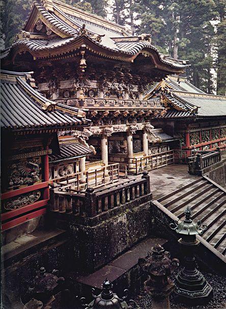 Tokugawa Leyasu, el primero de los shogunes Tokugawa, Japón