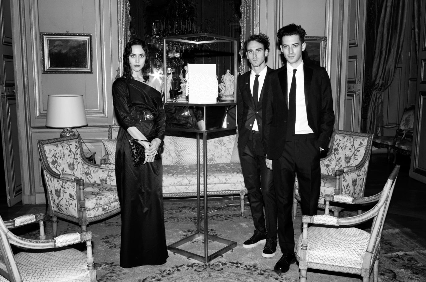 Sanssouci Magazine launch at the Italian Embassy, Paris
