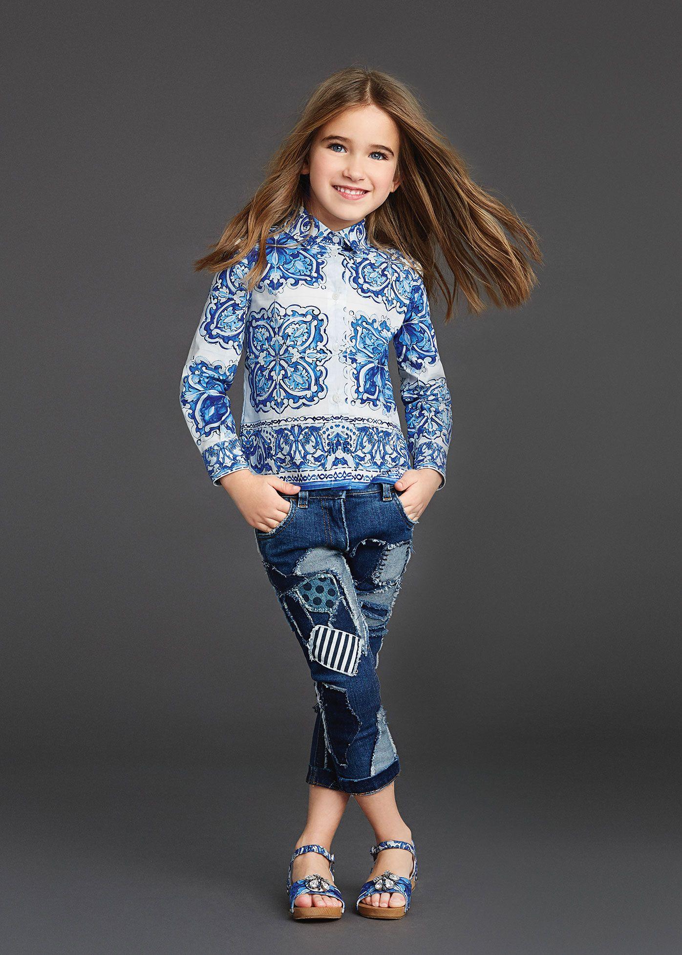 competitive price 7976c 0d7ff Dolce & Gabbana Collezione Bambini Inverno 2016   children ...