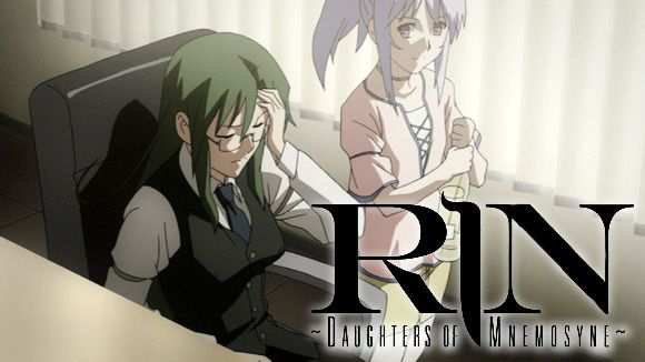 Rin Daughters Of Mnemosyne Tv Ma Seriously Ma Rin