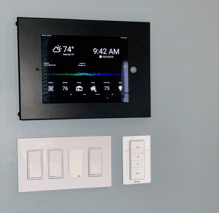Pin On Wall Tablet
