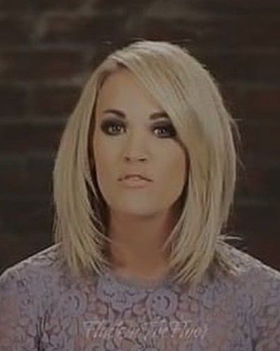 Pin By Susan Mapp On Hair Styles In 2020 Carrie Underwood Hair