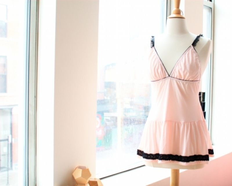 7 Beautiful Items of Lingerie You Can Sew Yourself ...   Lenceria ...