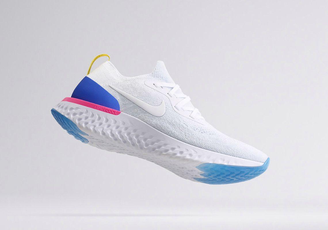 Zapatillas De Running Info Nike Epic Reaccionar Release Info Running Pinterest Corriendo 8b5e59