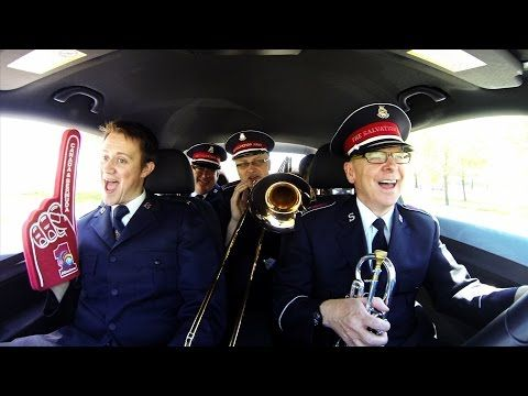 There is HAPPY in the Salvation Army - Sally v1.0 - YouTube