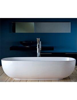 Image of Adamsez Olympia Single Ended 1800 x 920mm Freestanding Bath