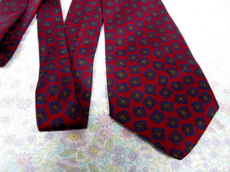 Sale Austin Reed Silk Tie Vintage Silk Tie Vintage Tie Etsy Vintage Silk Silk Ties Vintage