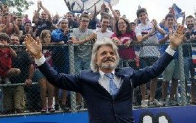 Ferrero ringrazia il sindaco: ''Finalmente la Samp avra' uno stadio all'altezza della citta' '' #sampdoria #ferrero #stadio