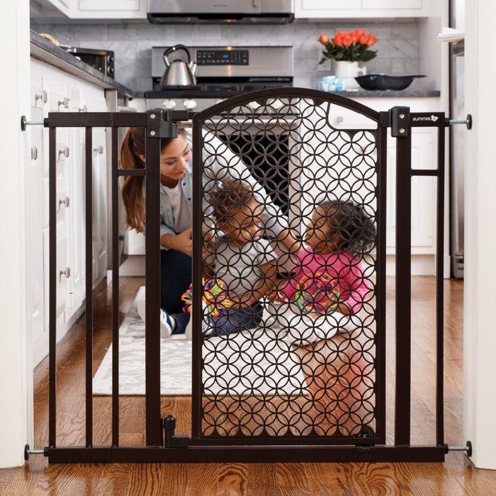 Summer Infant Union Arch Safety Gate Safety Gate Baby Gate Stylish Baby Gate