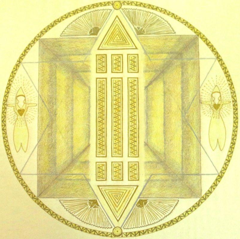 Atlantis Symbole