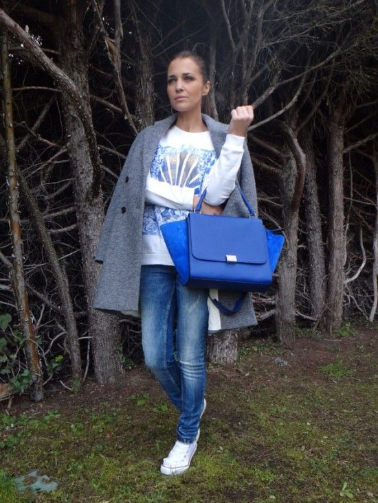 Moda En Jean Azul Cosas Y Klein Outfits Outfits Sport Cool dwt6OqdF