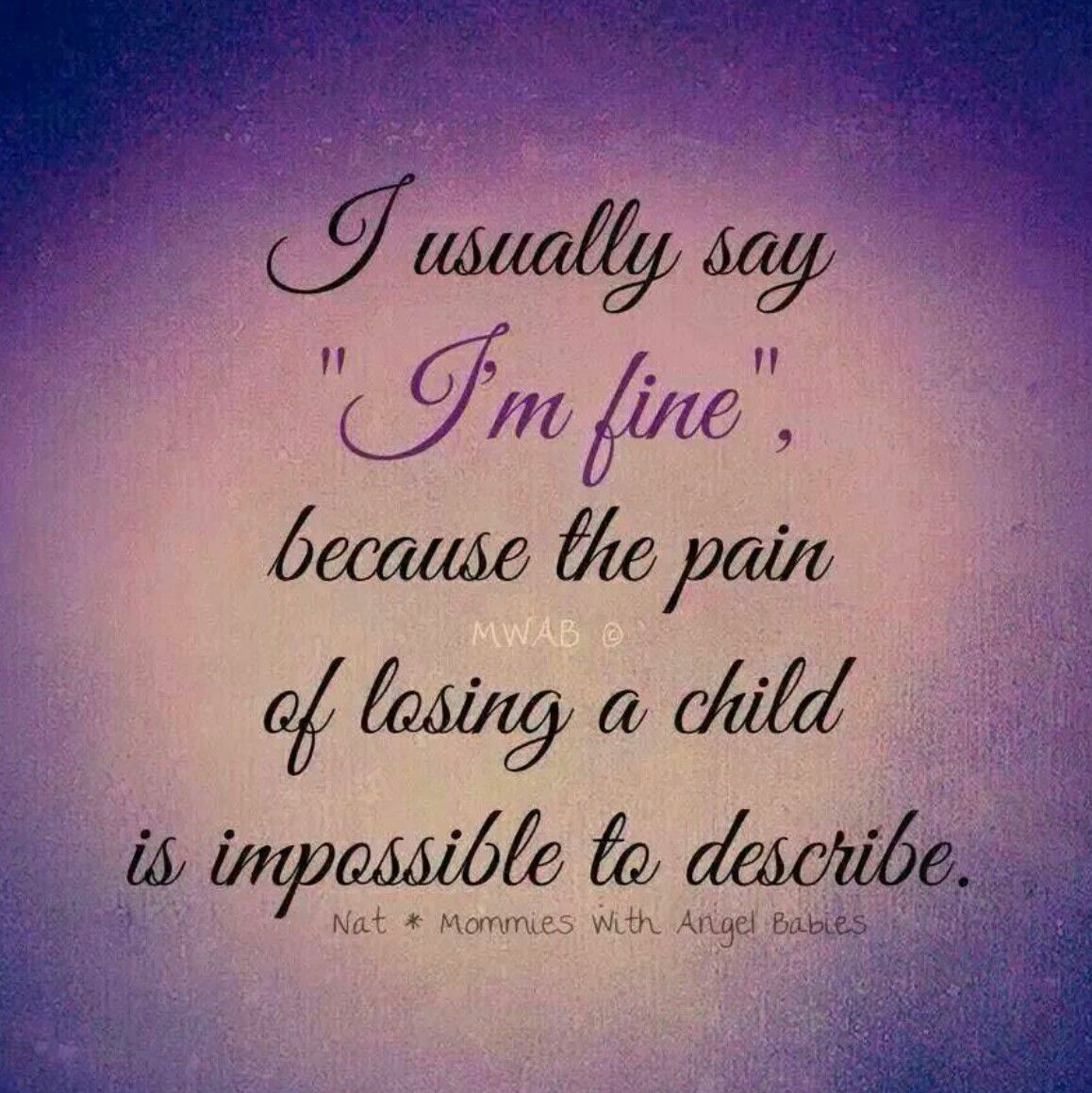 Quotes About Losing A Child A Child Of Any Ageforever 27Missing My Son So Very Much Me