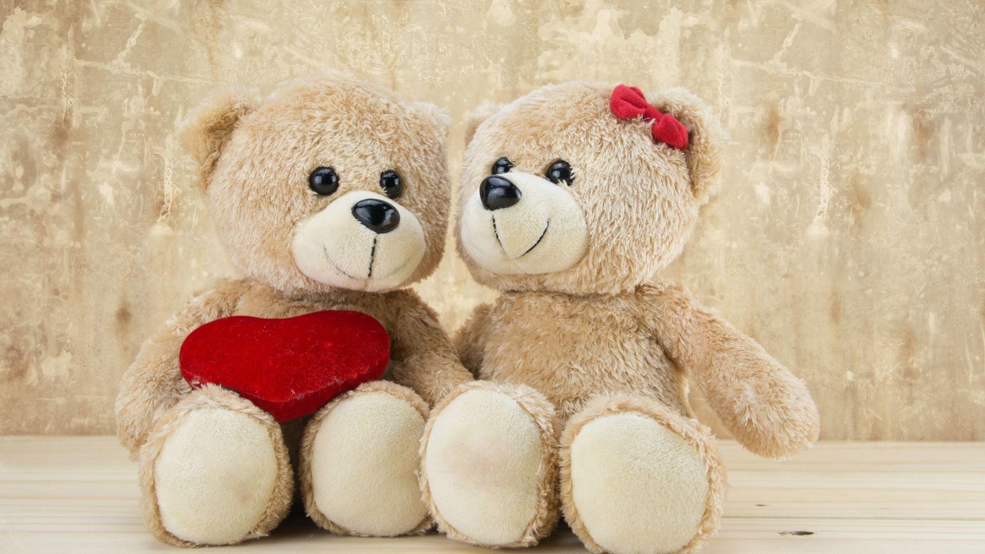 Download Wallpaper Teddy Love Romantic Bear Sweet Toy Love Heart Bear Section Nastroeniya Resolution 1920x1080 Teddy Bear Wallpaper Teddy Teddy Bear