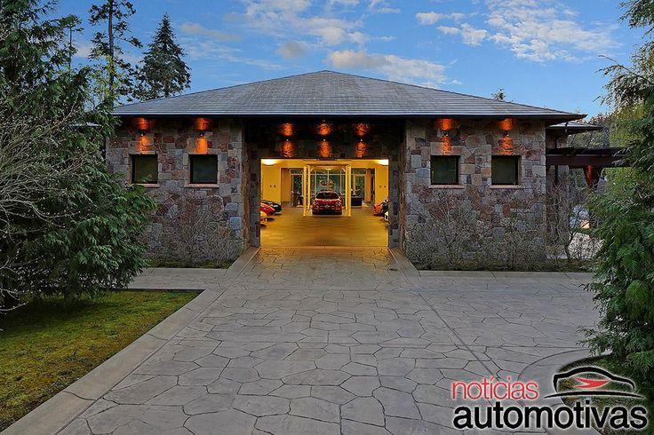 casa-garagem