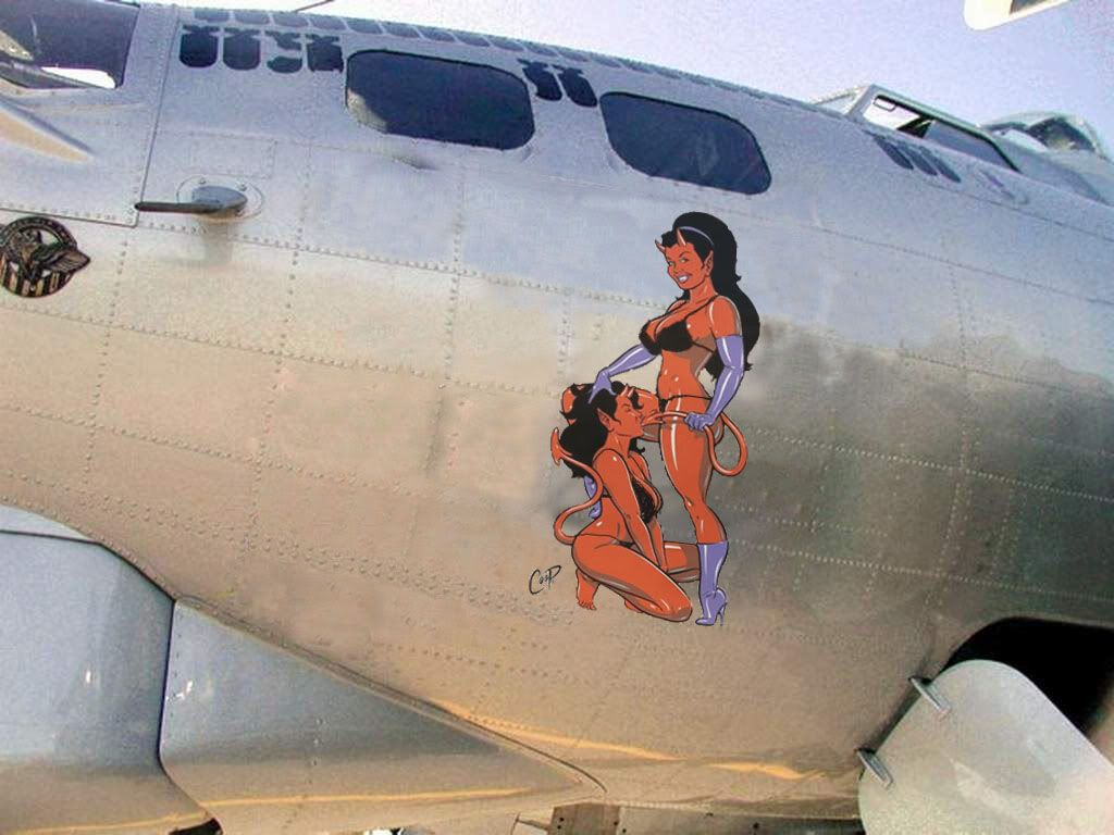 Usaaf Nose Art Research Project
