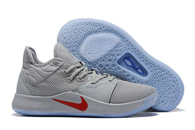 official photos c3975 7fdfe PlayStation x Nike PG 3 Wolf Grey Multi-Color To Buy-5