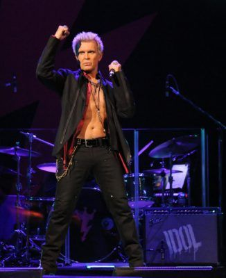 Billy idol dating