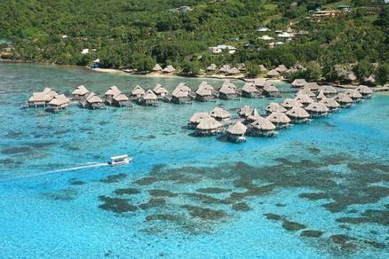 Sofitel Moorea Ia Ora Beach Resort Travel Tahiti