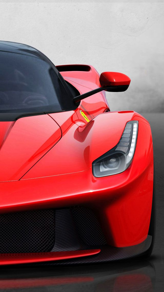 Ferrari Laferrari iPhone5 wallpaper iPhonewallpaper