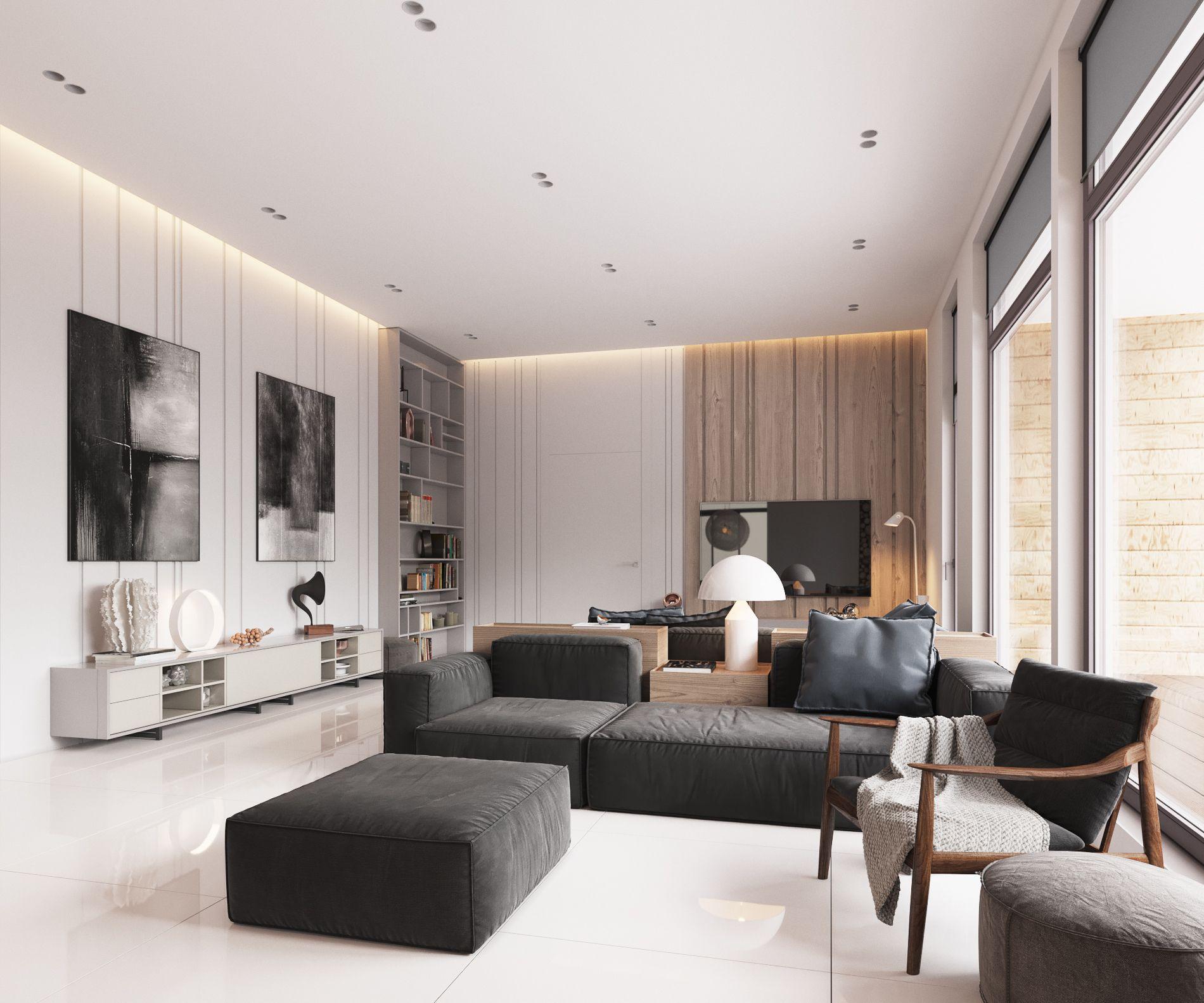 49cf68be52512b365696a5f9c6095243 - 32+ Living Room Minimalist House Interior Design Pics