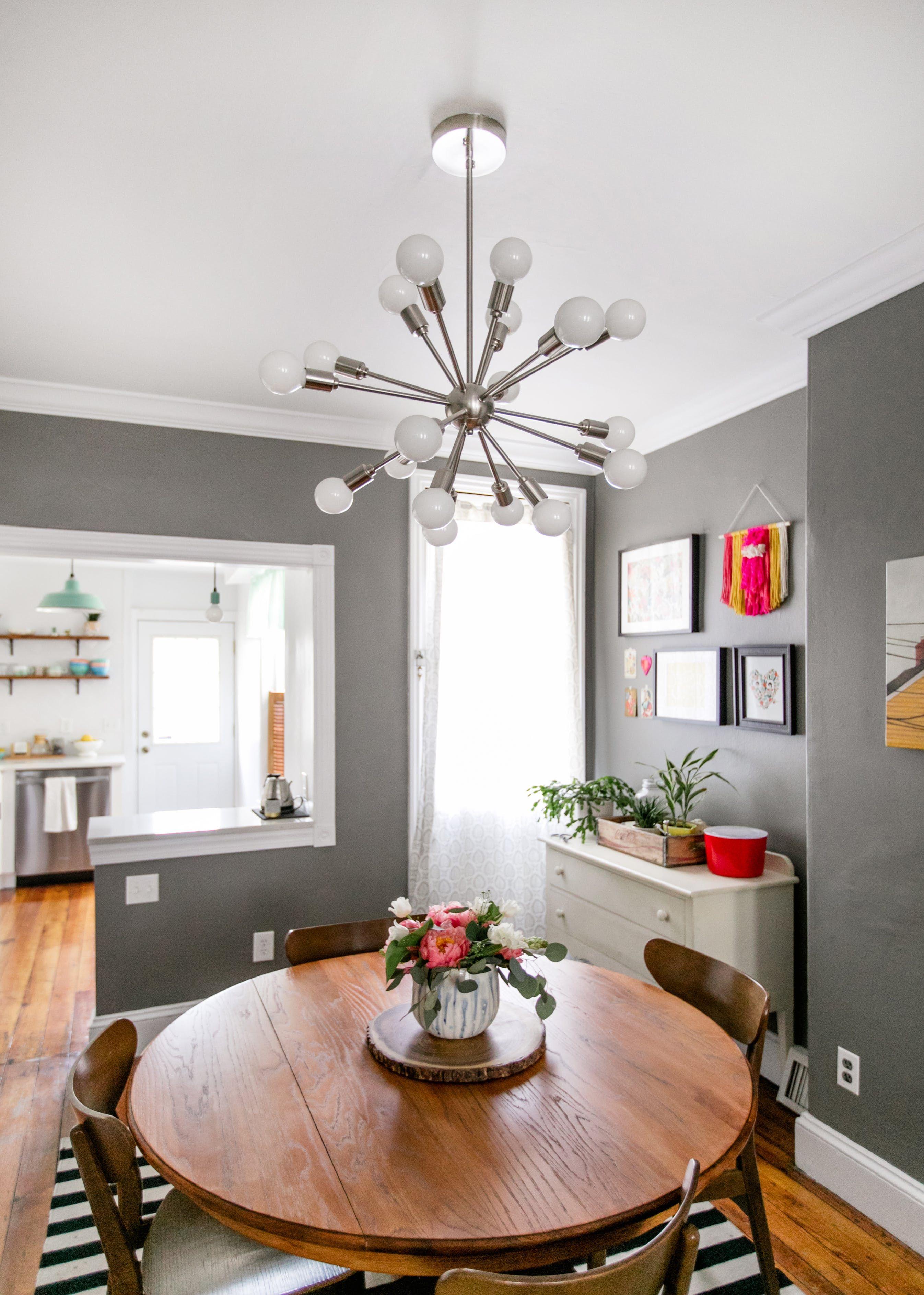 A Quaint Philadelphia Row Home in Fishtown | Chelsea gray, Benjamin ...