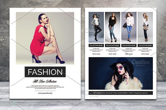 Product Promotion Flyer V458 By Template Shop On Graphicsauthor