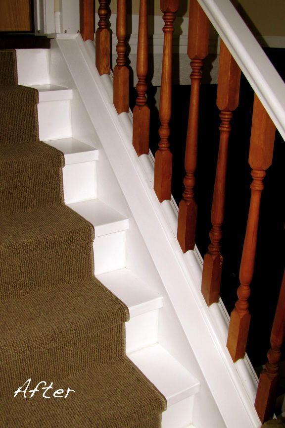 Add Some Extra Traction To Your Stairs With A Diy Stair Runner | Stapling Carpet To Stairs | Electric Stapler | Flooring | Stair Tread | Landing | Stair Runner