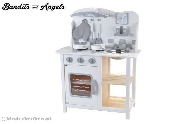 Bandits angels chef deluxe white kinderkeuken cadeaus