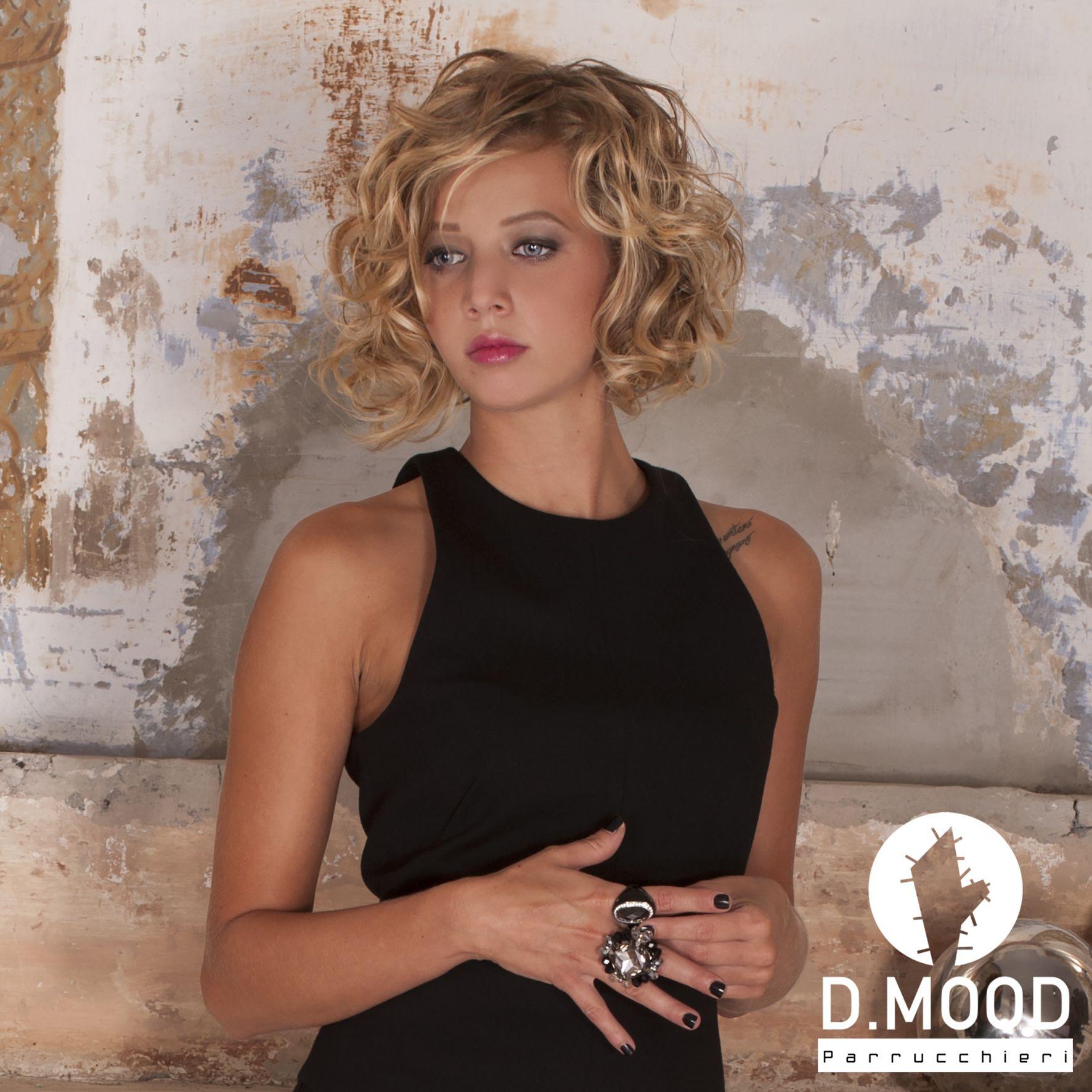 www.dmoodparrucchieri.com #hair #shortcut #curl # ...