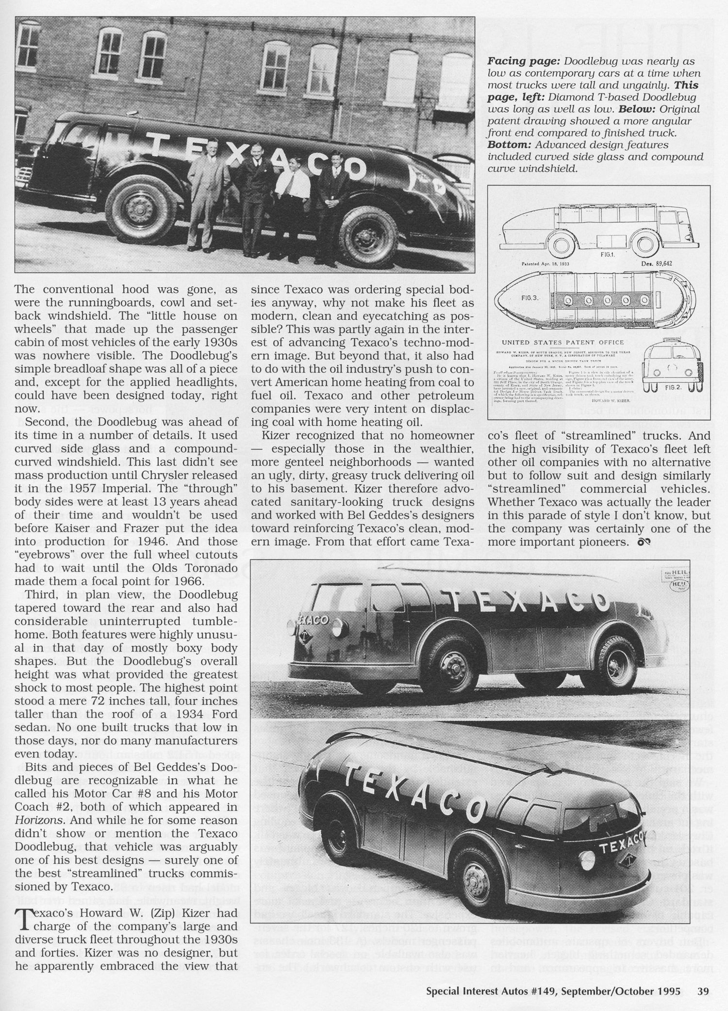 Hemmings | Commercial Vehicles | Pinterest | Texaco, Vehicle and ...