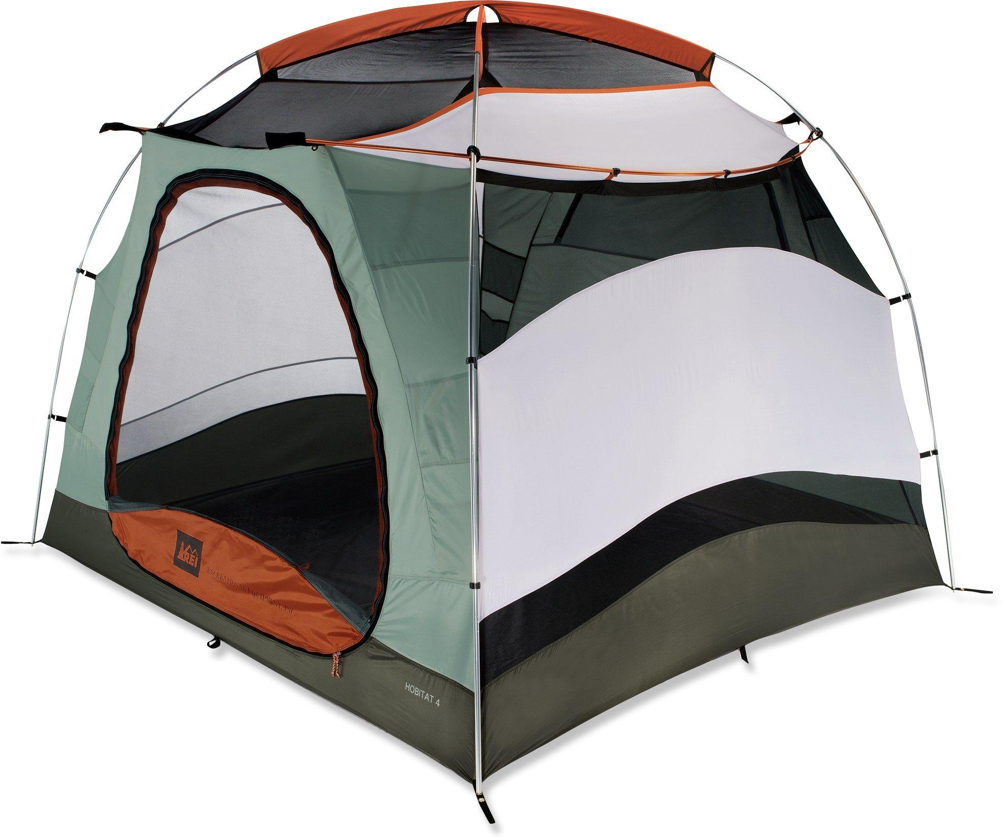 REI Hobitat 4 Tent - Special Buy - Free Shipping at REI-OUTLET.com  sc 1 st  Pinterest & REI Hobitat 4 Tent - Special Buy - Free Shipping at REI-OUTLET.com ...