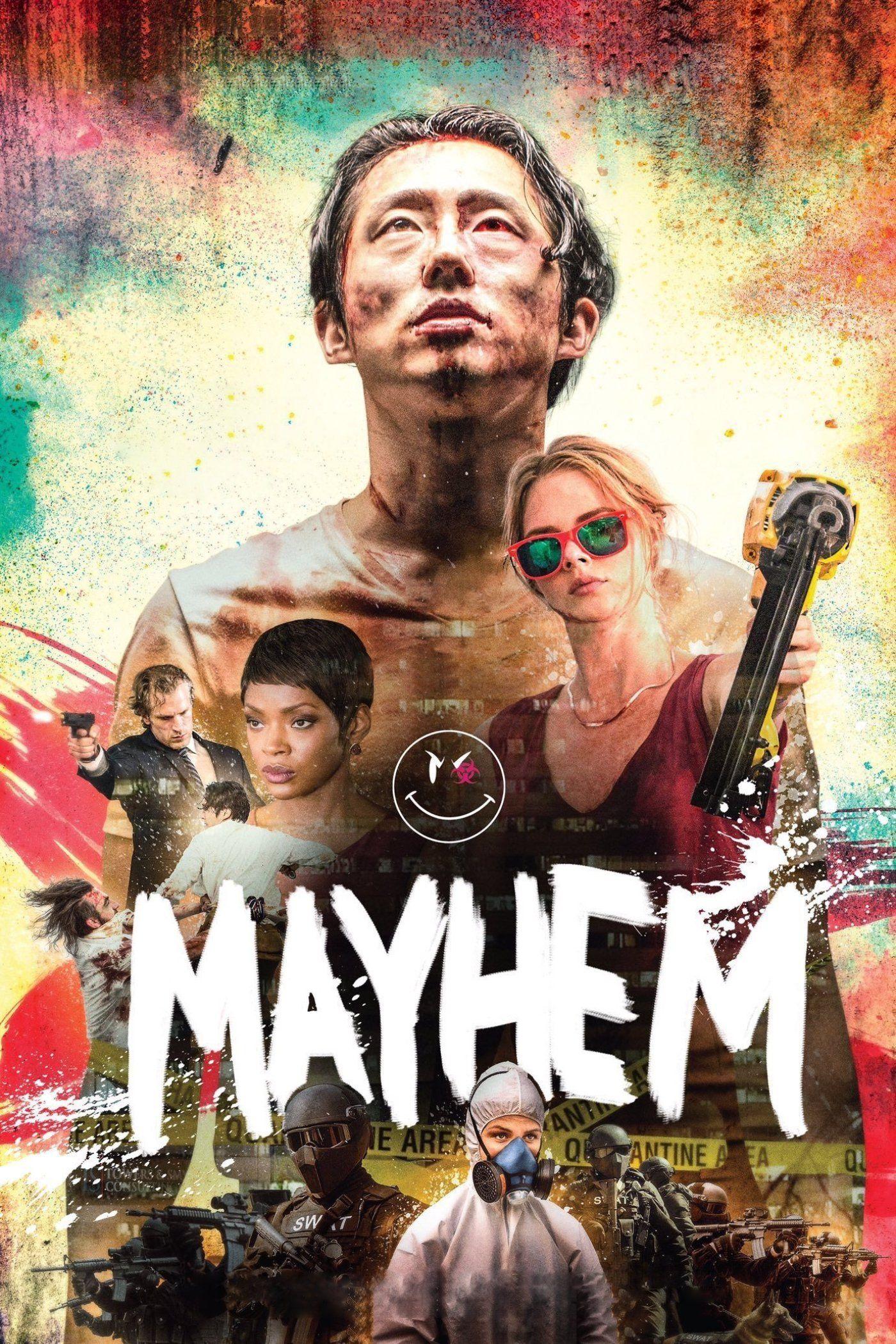 Watch Mayhem Full Hd Movie Online Movies Tv Series