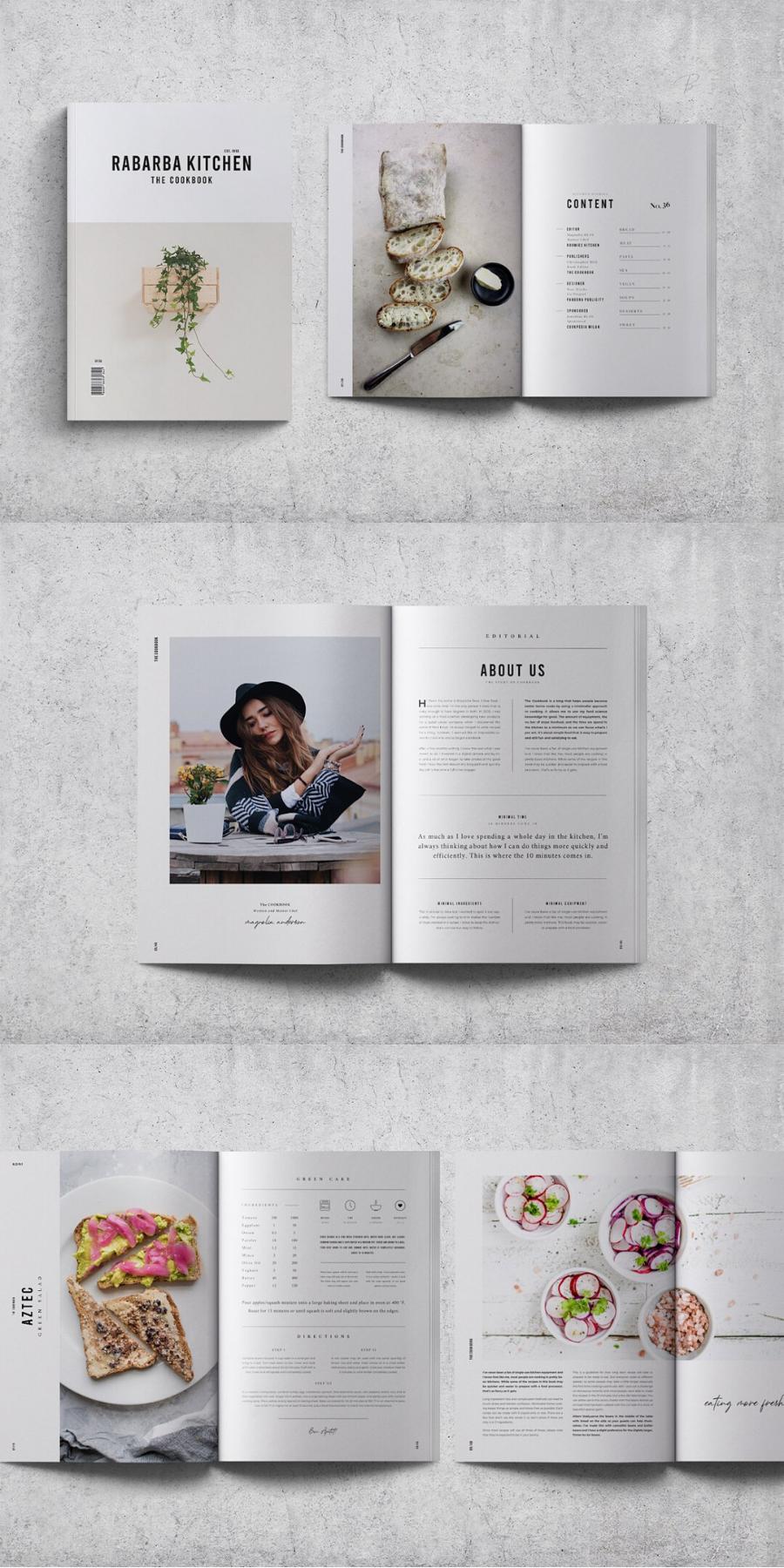 Cookbook Recipe Book Recipe Book Design Recipe Book Templates Cookbook Template