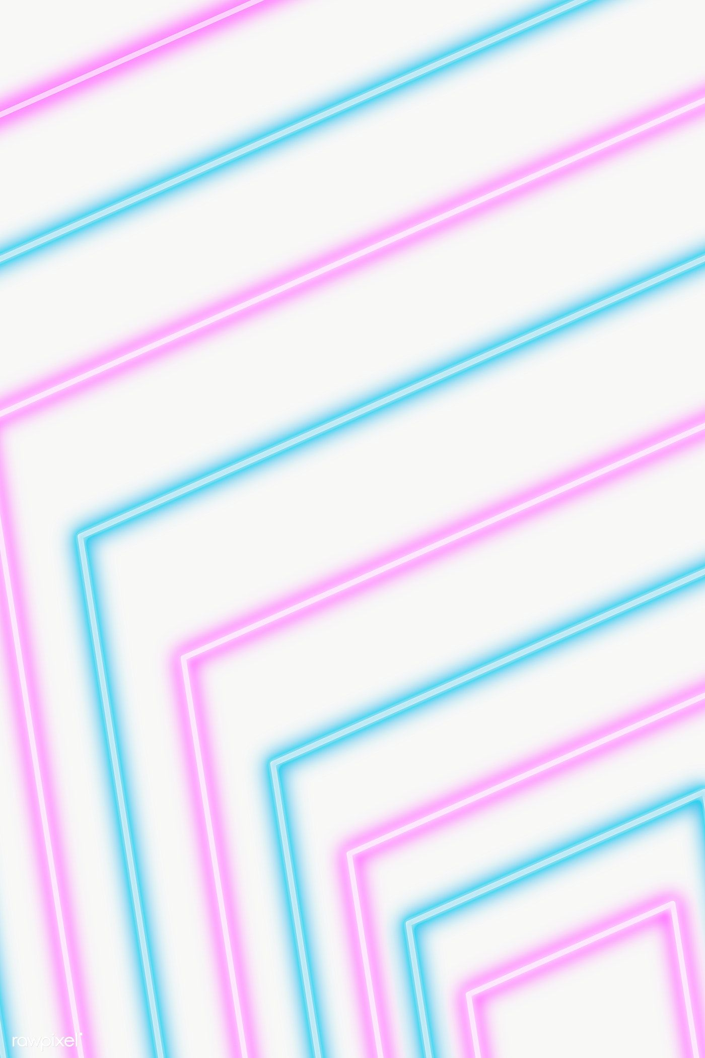 Glowing Blue And Pink Neon Lines Patterned Background Design Element Free Image By Rawpixel Com Aum Background Patterns Neon Png Background Design