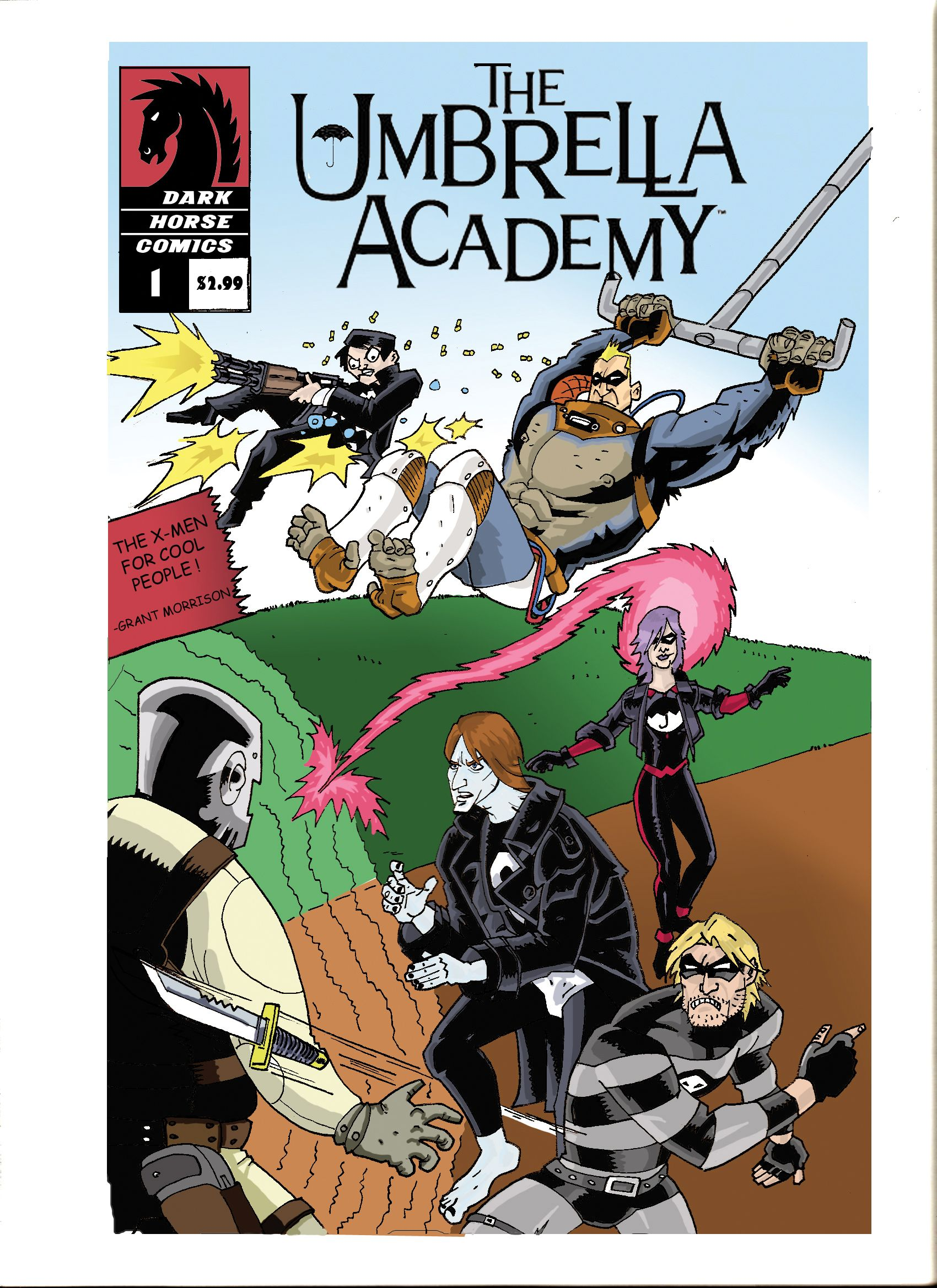 umbrella academy - photo #25