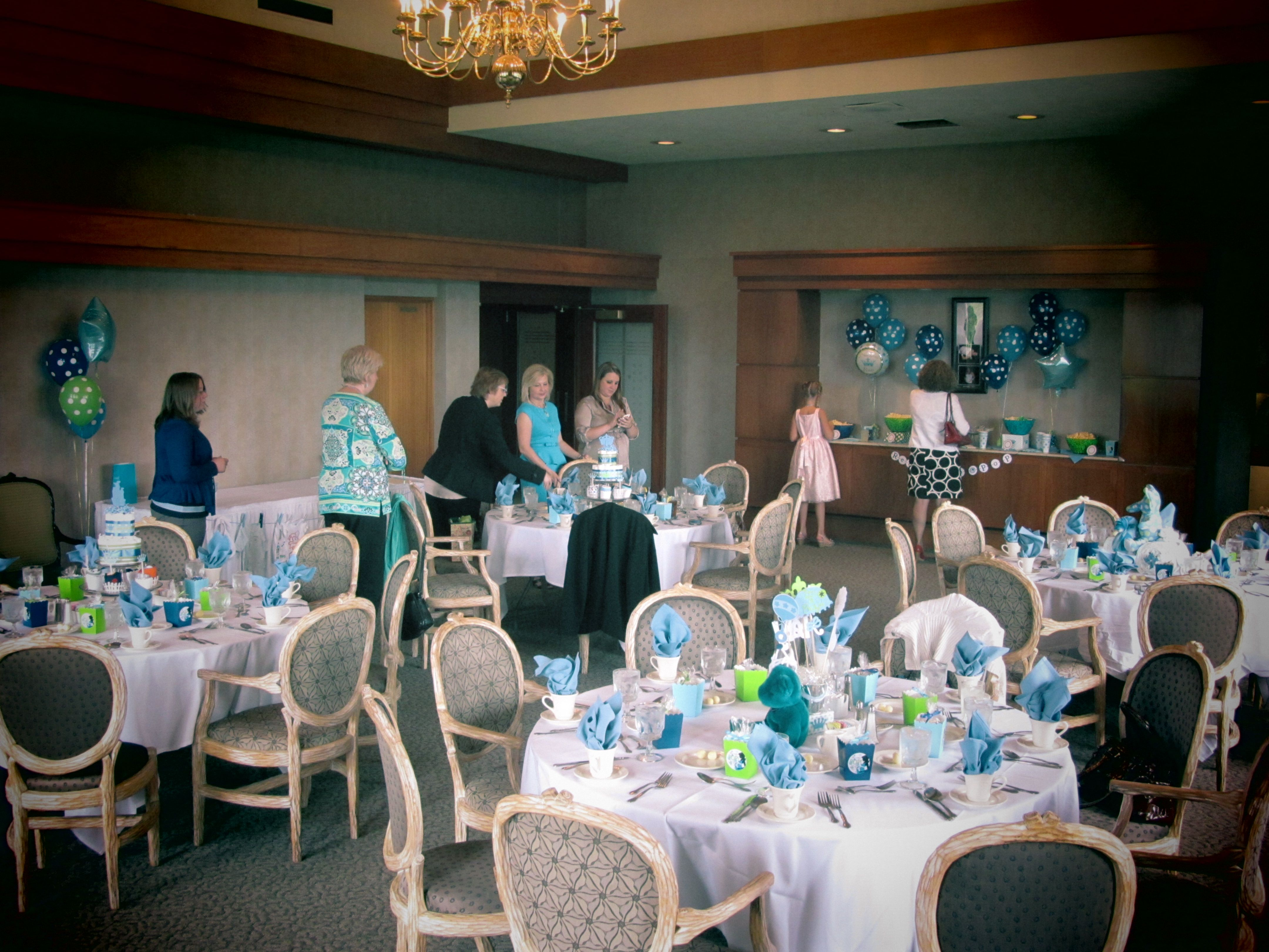 Edgewood Country Club Can Really Host A Baby Shower!