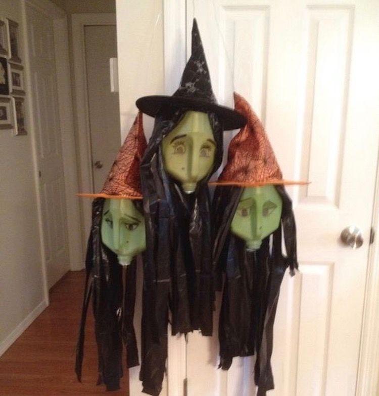 Easy DIY Halloween Decorations - Smart School House DIY Halloween - walmart halloween decorations