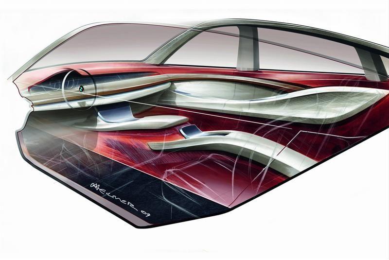 2009 BMW Concept 5 Series Gran Turismo Image | BMW | Pinterest | Bmw ...