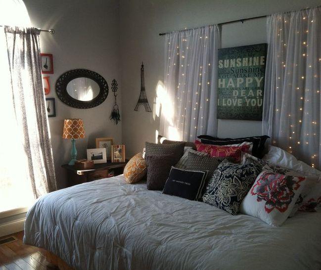 Coole Deko Ideen und Farbgestaltung fürs Schlafzimmer (mit