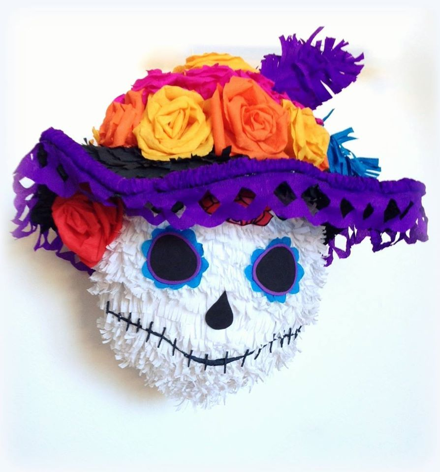 pi ata catrina halloween ideas d a de muertos fete des