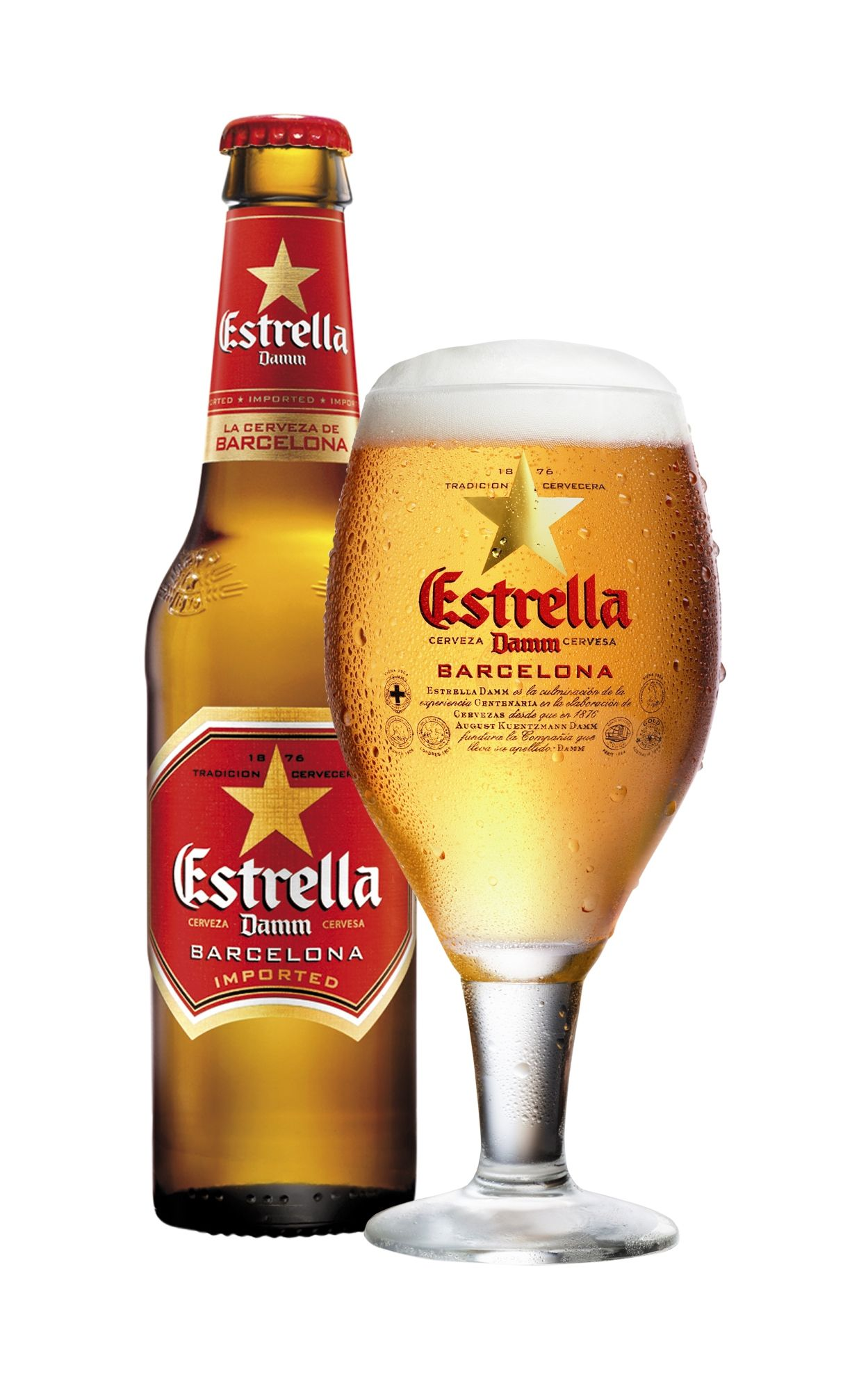 Estrella - Beer | UK Tuck Box | Pinterest | Beer lovers ...