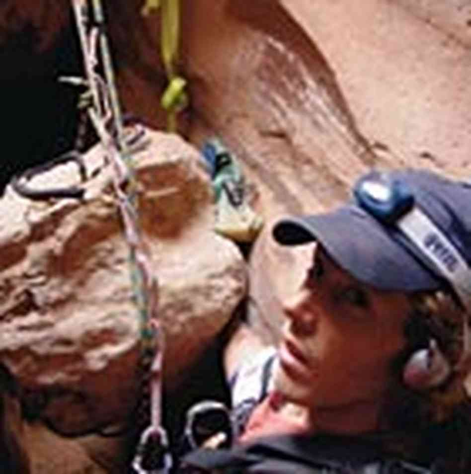 Mountaineer Aaron Ralston: interesting facts 70